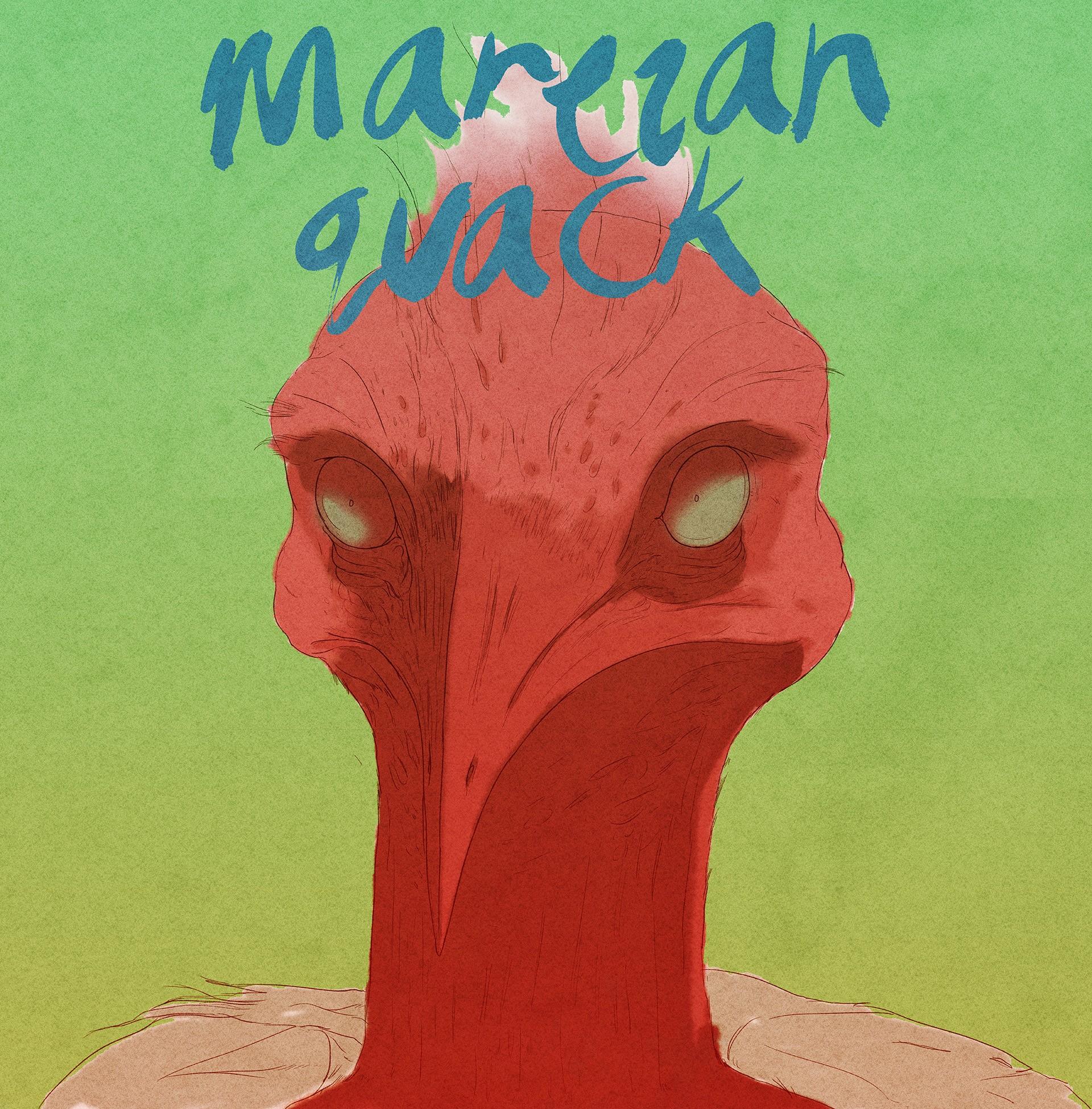 Ploomers Martian Quack
