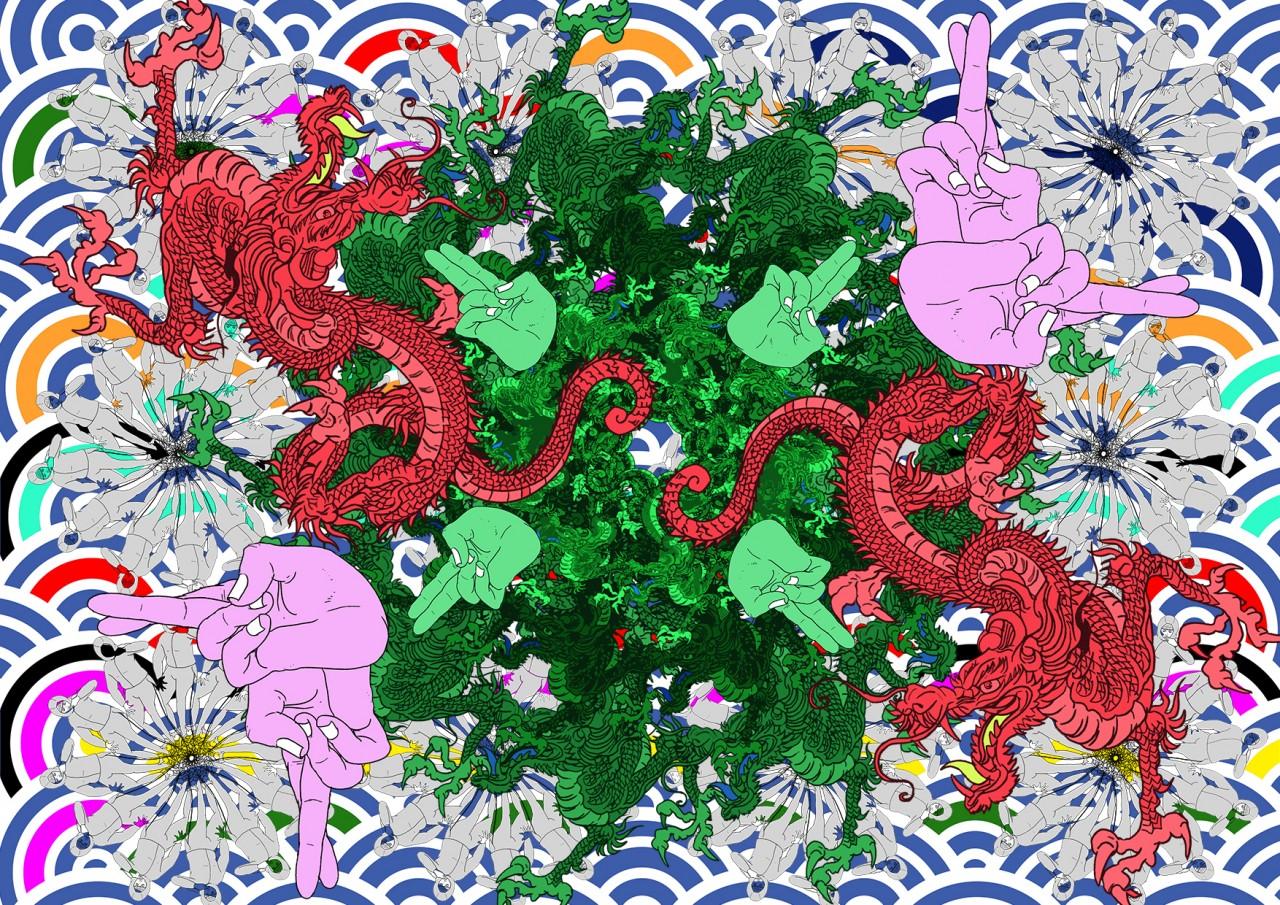 Ploomers Dragons